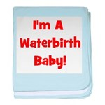 Waterbirth Baby! - Multiple C baby blanket