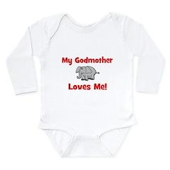 My Godmother Loves Me! - Elep Long Sleeve Infant B