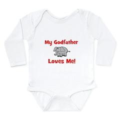 My Godfather Loves Me! - Elep Long Sleeve Infant B