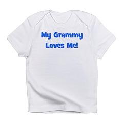 My Grammy Loves Me! Infant T-Shirt