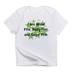 Dairy, Wheat, & Sugar Free Infant T-Shirt