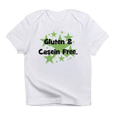 Gluten & Casein Free - stars Infant T-Shirt