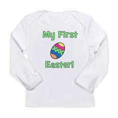 My First Easter Long Sleeve Infant T-Shirt