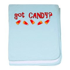 Got Candy? baby blanket