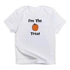 I'm The Treat (pumpkin) Infant T-Shirt