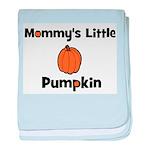 Mommy's Little Pumpkin baby blanket