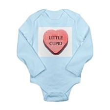 Valentine Candy Heart - Littl Long Sleeve Infant B