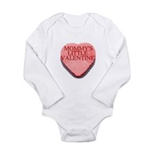 Valentine Candy Heart - Mommy Long Sleeve Infant B