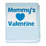 Mommy's Valentine baby blanket