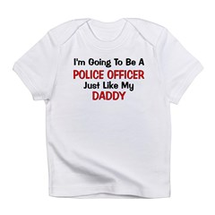 Police Officer Daddy Professi Infant T-Shirt