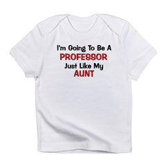 Professor Aunt Profession Infant T-Shirt