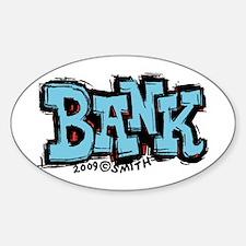 Bank Decal