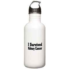 Kidney Cancer Water Bottle