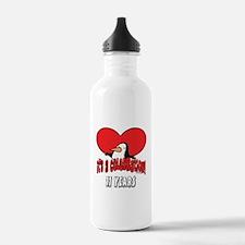 11th Celebration Water Bottle