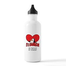 12th Celebration Water Bottle