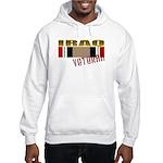 Iraq Veteran Ribbon Hooded Sweatshirt