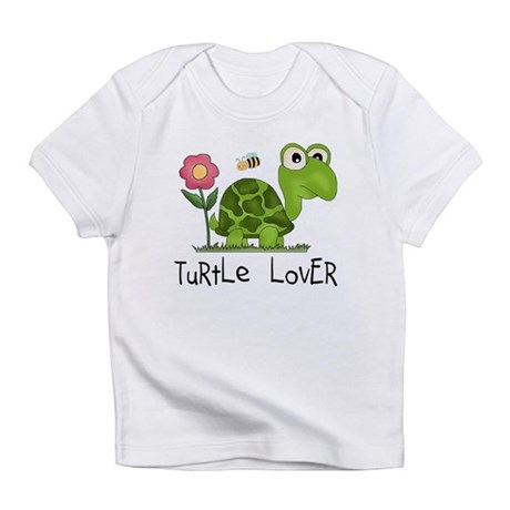 Turtle Lover Infant T-Shirt