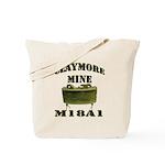Claymore Mine Tote Bag