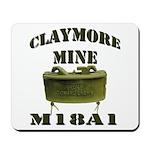 Claymore Mine Mousepad