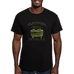 Claymore Mine Men's Fitted T-Shirt (dark)