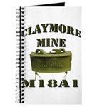Claymore Mine Journal