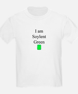 I am Soylent Green Kids T-Shirt