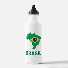 Brazil Water Bottle