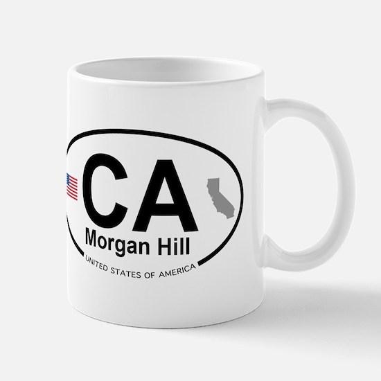 Morgan Hill Mug