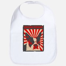 Boston Terrier Revolution Baby Bib
