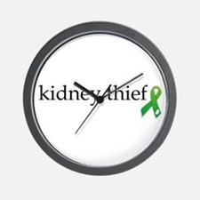 Unique Kidney transplant Wall Clock