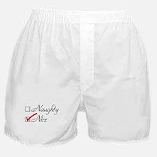 Nice-check Boxer Shorts