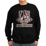 rodeo champion Sweatshirt (dark)