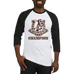 rodeo champion Baseball Jersey