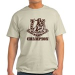 rodeo champion Light T-Shirt