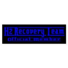 H2 Recovery Bumper Stickers