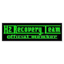 H2 Recovery Bumper Bumper Sticker