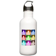 Pop Art Elizabeth I Water Bottle