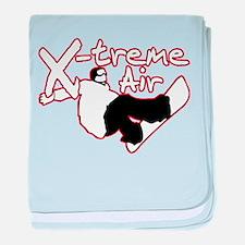 X-treme Air baby blanket