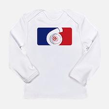 Major League Boost Long Sleeve Infant T-Shirt