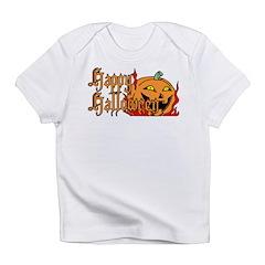 Halloween Pumpkin Infant T-Shirt
