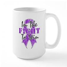 Lupus Fight To Win Coffee Mug