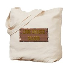 Long Branch Saloon Tote Bag