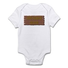 Long Branch Saloon Infant Bodysuit