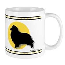 """Spotlight on Shelties"" Mug"