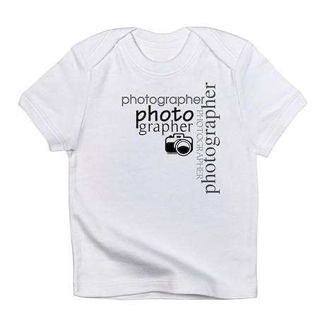 Photographer Infant T-Shirt