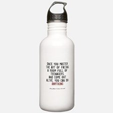 Teacher Quote Water Bottle