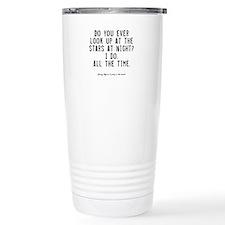 Stars Quote Thermos Mug