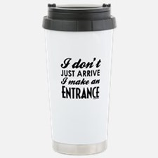 Entrance Stainless Steel Travel Mug