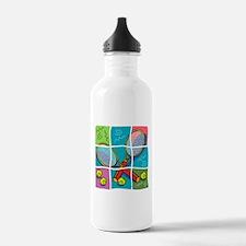 Tennis Fun Water Bottle