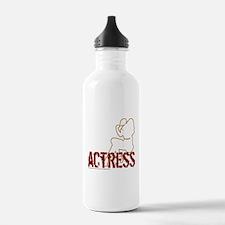 Actress Water Bottle